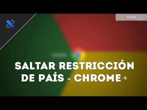 [Chrome] Cómo Ver Videos BLOQUEADOS En Tu País - PCX