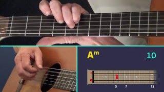 M*A*S*H Theme - A Fingerstyle guitar lesson - (Version 3)