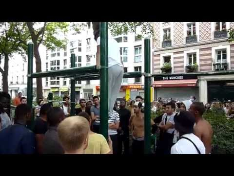 Street Workout- Paris Valmy-2015 06 21 #3