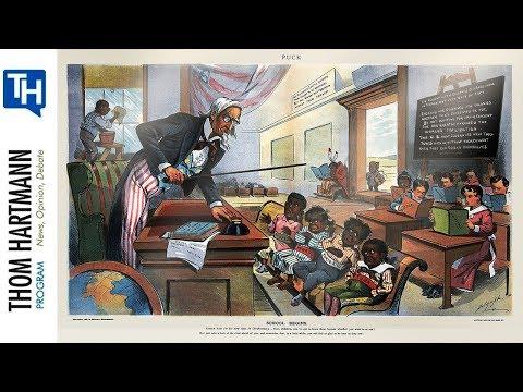 Racist Propaganda in Public Schools Leads to a Racist World