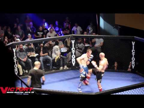 VICTORY MMA 13: Maxime Soucy VS Robert Rivest