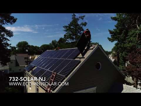 Home Solar Installation - Linden, NJ