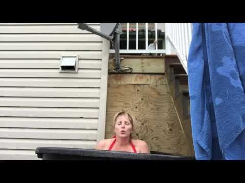 Icebath (Day 1 of 29) - YouTube