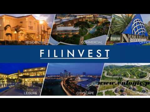 Panglao Oasis Condo in Taguig by Filinvest (Low Rise and Preselling) Non-Vat Two Bedroom Units