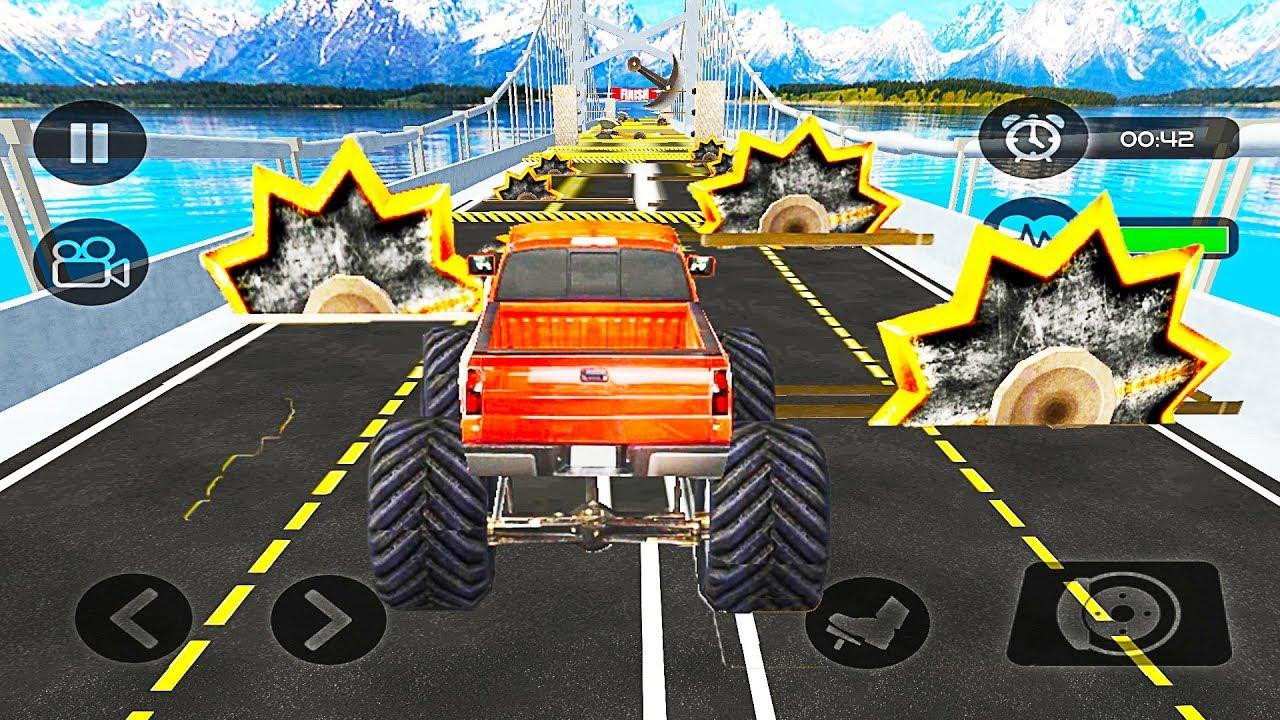 Deadly Race #7 (Bumps Speed Extreme Car Crash Simulator