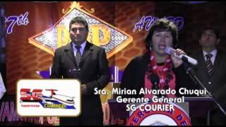LA CINTA ROJA Y BLANCA NACIONAL 2015 / REGIÓN LAMBAYEQUE /  SG COURIER