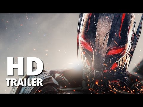 Avengers Era de Ultron trailer Comic con subtiulado español latino Full HD