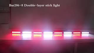 Bar206 8 stick light bar