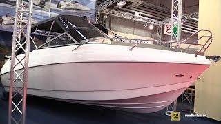 2016 Selection Boats Cruiser 22 - Walkaround - 2015 Salon Nautique de Paris