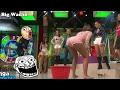 booty flip challenge de Vanessa Claudio, Natalia , Jenny, Alex G. y Mariana