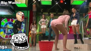 booty flip challenge de Vanessa Claudio, Natalia , Jenny, Alex G. y Mariana 😍😘