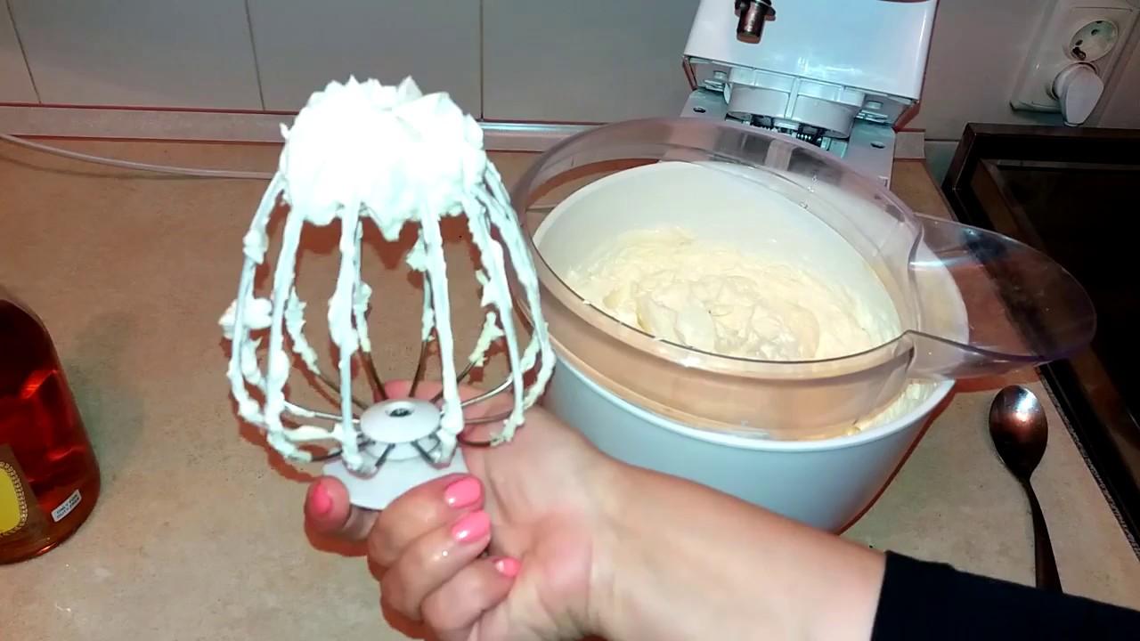 Рецепт масляного крема на торт. Легко и быстро / BUTTERCREAM  RECIPE