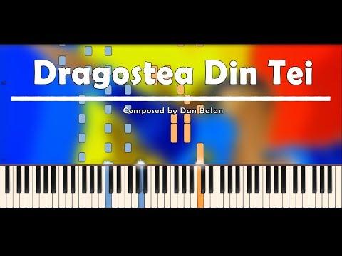 O-Zone | Dragostea Din Tei (Numa Numa)| Piano Tutorial