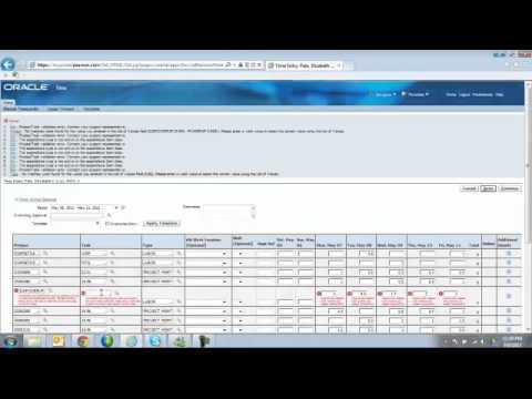 Correcting Oracle Errors