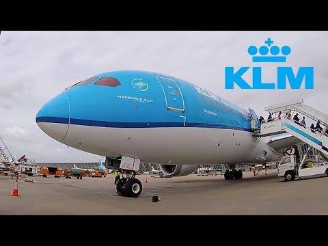 FLIGHT REPORT / KLM BOEING 787-9 / AMSTERDAM - SHANGHAI