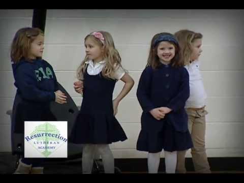 Resurrection Lutheran Academy - 30 sec spot