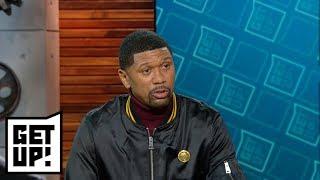 Jalen Rose calls Josh Allen's resurfaced high school tweets 'confrontational' | Get Up! | ESPN