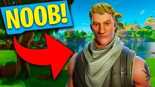 🔴Fortnite *Noob Skin Glitch* 😱| How To Become a Noob After Season 5 Patch!!