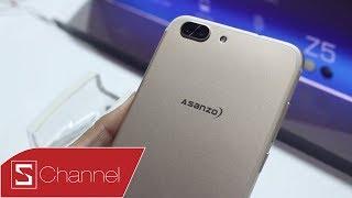 Schannel - Sau Bphone 2017, thương hiệu Việt Asanzo tung hai smartphone cực hot không thể bỏ qua!