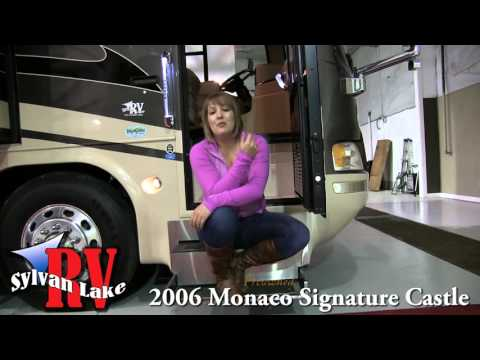 2006 Monaco Signature Castle Class A Motorhome LET US SELL YOUR RV!