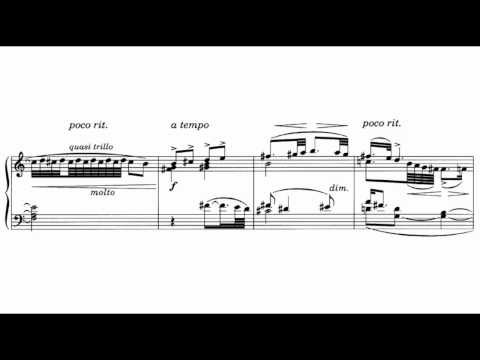 Béla Bartók - Three Hungarian Folk Songs from Csík