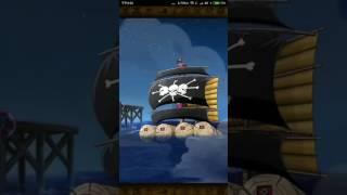 黒ひげ海賊団の丸太船黑鬍船強化 thumbnail
