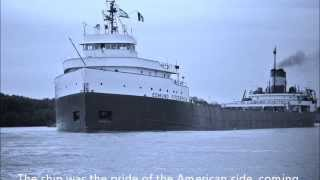 Wreck of the Edmund Fitzgerald 40th Anniversary (Lyrics)