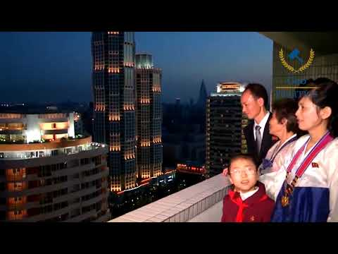 North Korea capital city Pyong yang tour