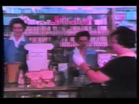 Vintage Atlanta tv commercials #1:  Plaza Drugs
