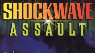Classic Game Room - SHOCKWAVE ASSAULT review for PS1