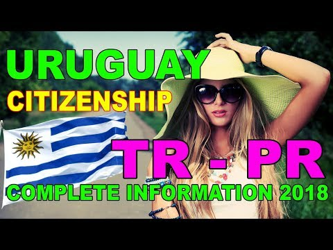 How To Get Uruguay Citizenship [Visit Visa][Business Visa] Urdu/Hindi 2018 Premier Visa Consultancy