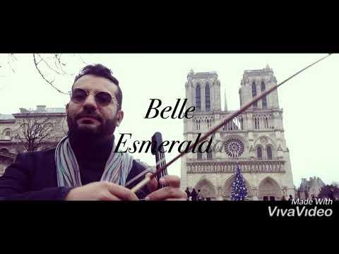 Belle Esmeralda Notre Dam De Paris Violin Cover By Wael Anwar The Violin Man