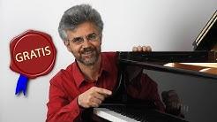 Klavier spielen lernen online – Lerne dein erstes Klavierstück