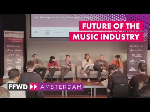 """""""Future of the Music Industry"""" 