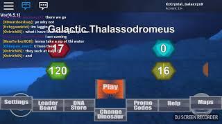 Roblox Dino Sim Eldering Galactic Thalass