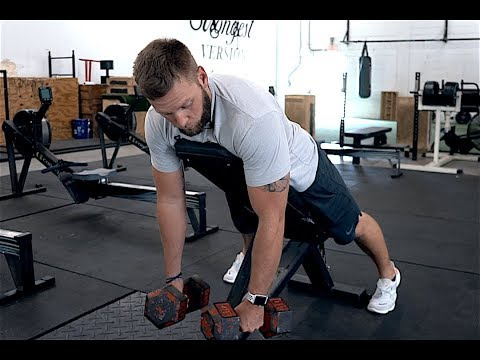 Row Progressions for Athletes | Overtime Athletes