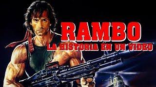 Rambo: La Saga en 1 Video