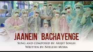 Jaanein Bachayenge   A Tribute by Arijit Singh and Neelesh Misra