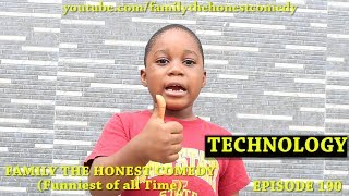 Download Marvelous Comedy - TECHNOLOGY (Family the Honest Comedy Episode 190)