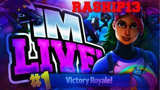 🔴Live stream Fortnite Battle royal trying to get Some Wins brother