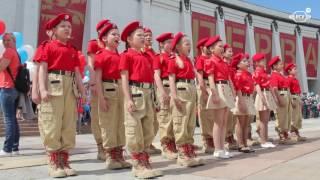 видео Первый Всероссийский студенческий телеканал - Белгородский государственный институт искусств и культуры