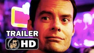 BARRY Official Trailer #2 (HD) Bill Hader HBO Comedy Series