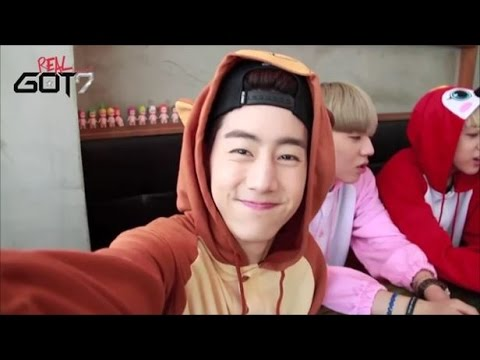 [GOT7] 마크 Mark Tuan Cute And Laughing Moments ♥