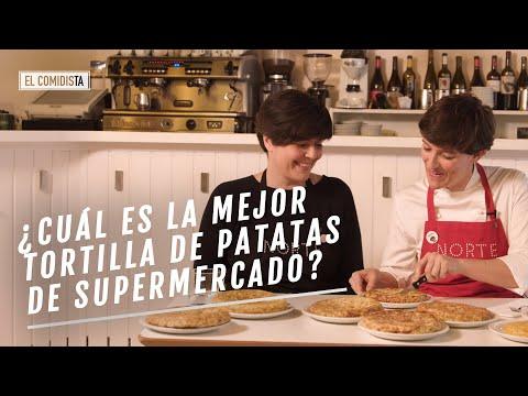 EL COMIDISTA   ¿Cuál es la mejor tortilla de patatas envasada?