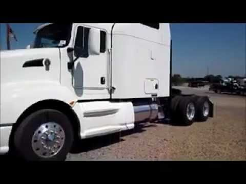 used kenworth t660 trucks for sale hillsboro waco tx porter truck sales youtube. Black Bedroom Furniture Sets. Home Design Ideas
