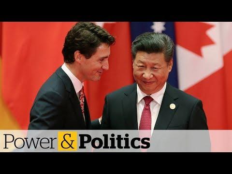 Does the USMCA threaten a Canada-China deal?   Power & Politics