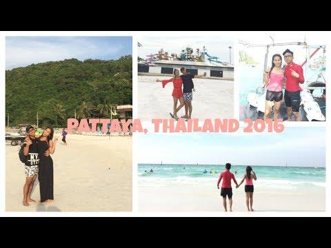 PATTAYA, THAILAND 2016