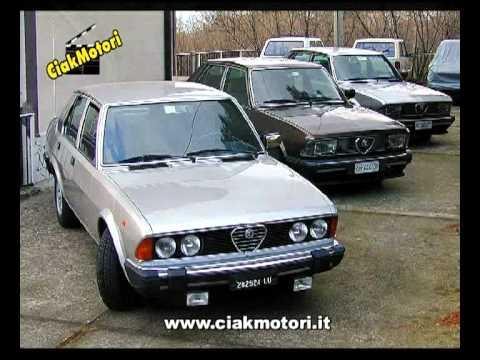 Alfa Romeo Alfa 6 2000 Ritrovamenti