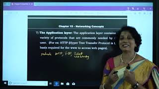 II PUC | Computer Science | Computer networks-2