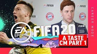 A TASTE OF FIFA 20 CAREER MODE!!